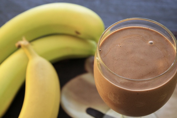 Image result for chocolate banana milkshake