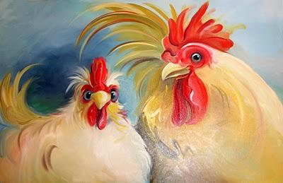 We're Golden, Chicken Pair