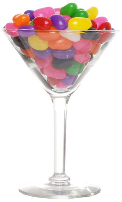 jelly-bean-martini